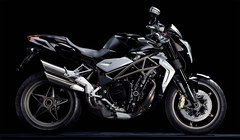 Photo of a 2011 MV Agusta Brutale 990R