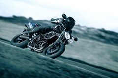 Photo of a 2012 Triumph Street Triple