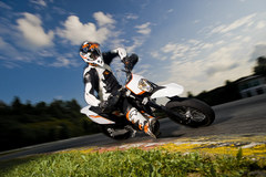 2011 KTM 690 Supermoto
