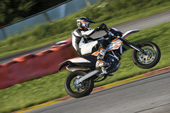 Photo of a 2011 KTM 690 Supermoto