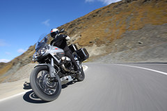 Photo of a 2011 Moto Guzzi Stelvio 1200 8V NTX