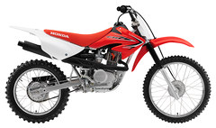 Photo of a 2012 Honda CRF 100 F
