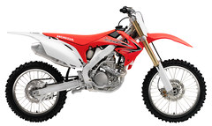Photo of a 2012 Honda CRF 250 R