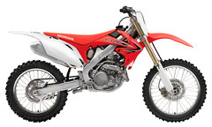 Photo of a 2012 Honda CRF 450 R