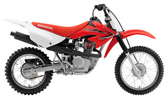 Photo of a 2012 Honda CRF 80 F
