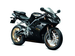 Photo of a 2011 Triumph Daytona 675