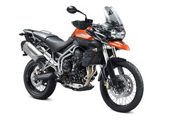 Photo of a 2011 Triumph Tiger 800 XC
