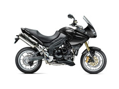 Photo of a 2012 Triumph Tiger 1050