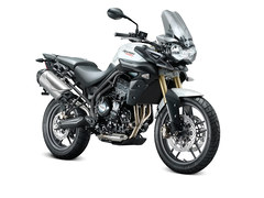 Photo of a 2012 Triumph Tiger 800