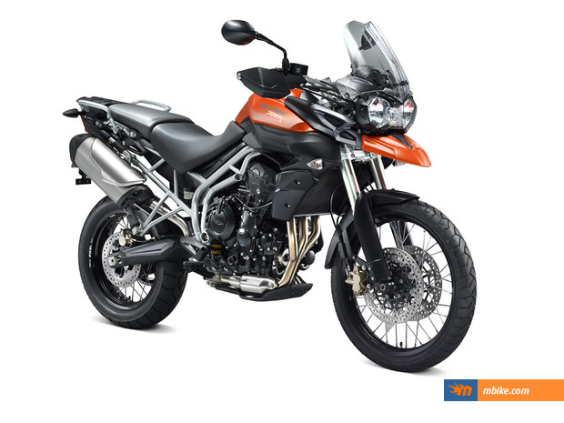 2012 Triumph Tiger 800 XC