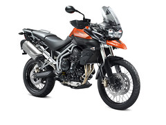 Photo of a 2012 Triumph Tiger 800 XC