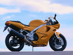 Photo of a 1997 Triumph Daytona T595