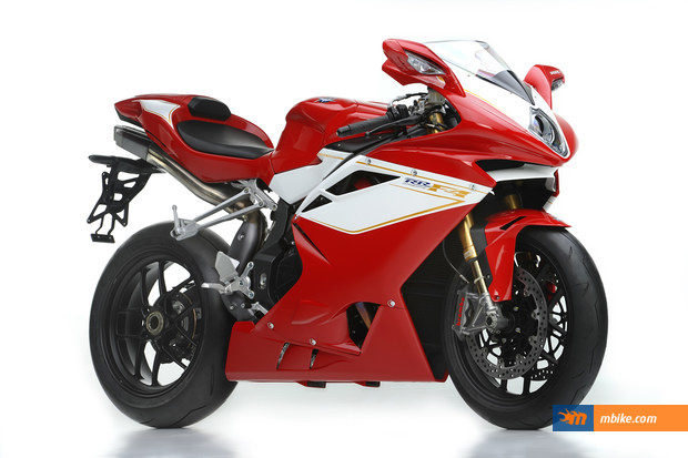 2012 MV Agusta F4 RR