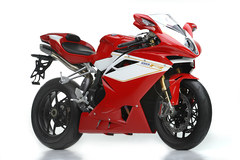 Photo of a 2013 MV Agusta F4 RR