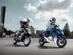 Photo of a 2011 Yamaha Aerox R