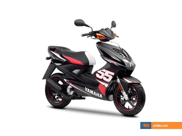 2011 Yamaha Aerox SP55