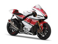 2011 Yamaha YZF-M1 WGP 50th Anniversary Edition
