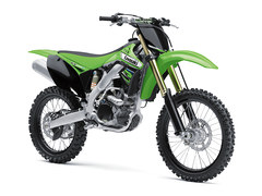 Photo of a 2012 Kawasaki KX 250 F