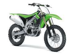 Photo of a 2013 Kawasaki KX 450 F
