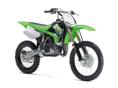 Photo of a 2012 Kawasaki KX 85