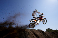 Photo of a 2012 KTM 350 SX-F