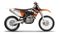 Photo of a 2012 KTM 450 SX-F