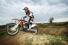 Photo of a 2012 KTM 150 SX