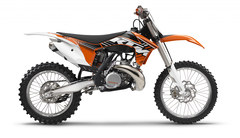 Photo of a 2012 KTM 250 SX