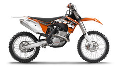 Photo of a 2012 KTM 250 SX F