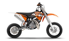 Photo of a 2012 KTM 50 SX