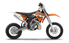 Photo of a 2012 KTM 65 SX