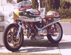 Photo of a 1979 Ducati 1100 Racing