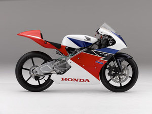 2012 Honda NSF250R race bike