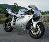 Photo of a 1997 Ducati 916 Senna