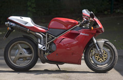 Photo of a 1997 Ducati 916 SPS