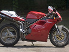 1997 Ducati 916 SPS