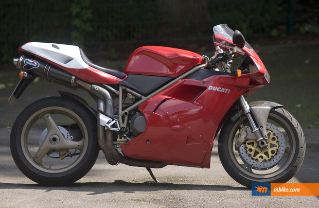 1998 Ducati 916 SPS