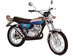 Photo of a 1974 Suzuki TS 125