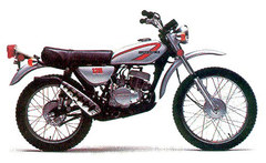 Photo of a 1975 Suzuki TS 125