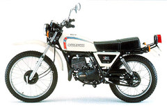 Photo of a 1978 Suzuki TS 125