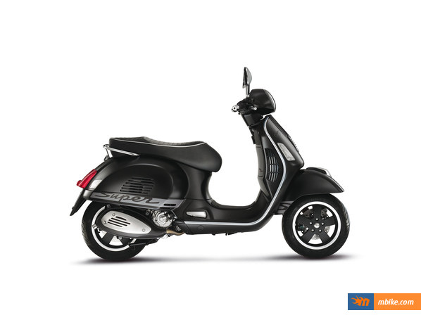 2011 Vespa GTS SuperSport 125 ie