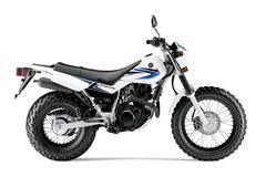 2012 Yamaha TW 200