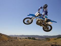 Photo of a 2012 Yamaha YZ 450F