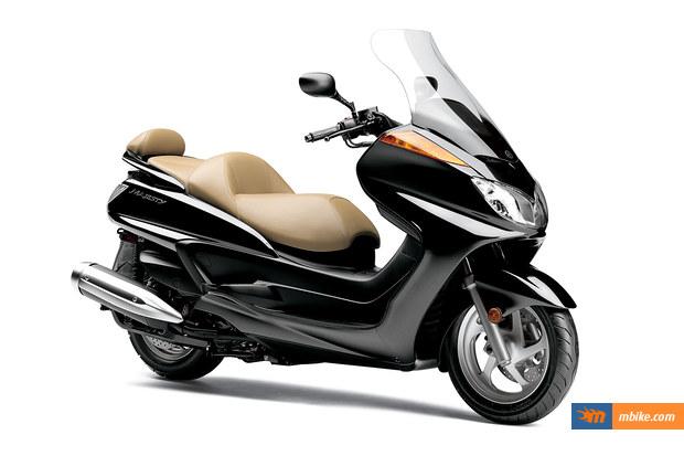 2012 Yamaha Majesty 400