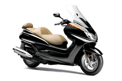 Photo of a 2012 Yamaha Majesty 400
