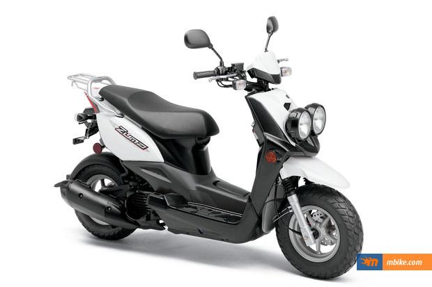 2012 Yamaha Zuma 50 F