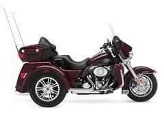 2011 Harley-Davidson FLHTCUTG Tri Glide Ultra Classic
