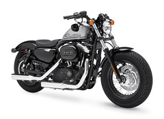 Photo of a 2011 Harley-Davidson XL1200X Forty-Eight