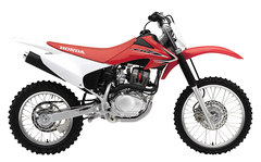 Photo of a 2012 Honda CRF 150 F