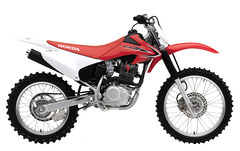 Photo of a 2013 Honda CRF 230 F